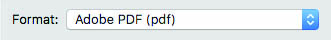 Format Adobe Pdf Button