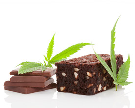 Brownie For Cannabis Edibles Packaging