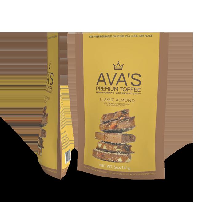 Ava Premium Toffee Bag