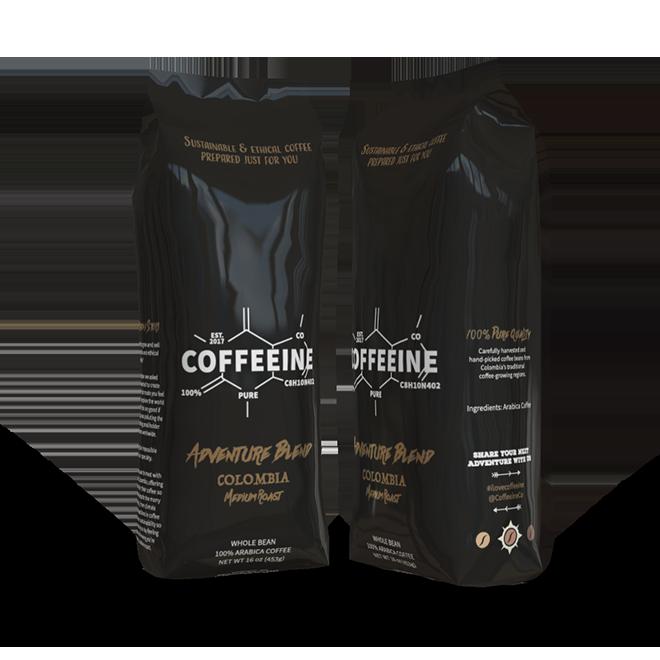 Coffeeine Co Bag