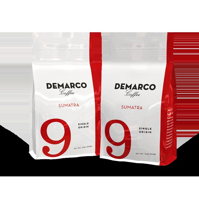 Demarco Coffee Bag