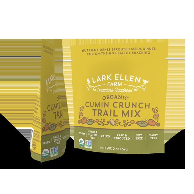 Lark Ellen Cumin Crunch Trail Mix
