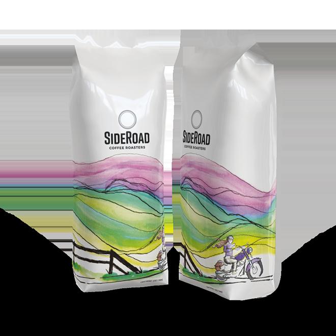 SideRoad Coffee Bag
